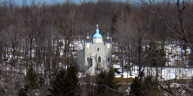 CENTRALIA, CHURCH OF THE ASSUMPTION