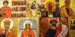SAINTS,ICONS