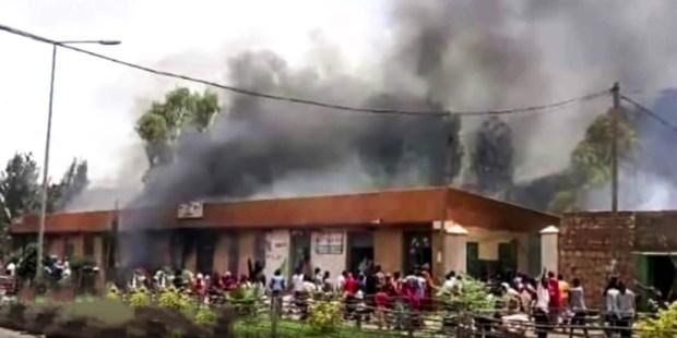 FIRE,ETHIOPIA