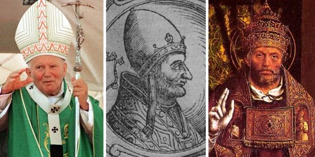 POPE,ETHNICITIES