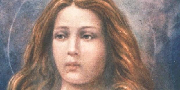 ST MARIA GORETTI