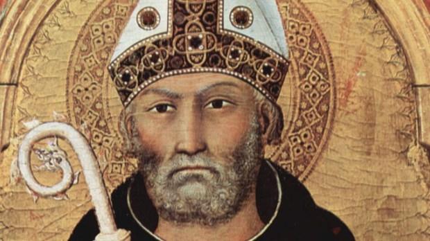 ST AUGUSTINE; CATHOLIC PRAYER