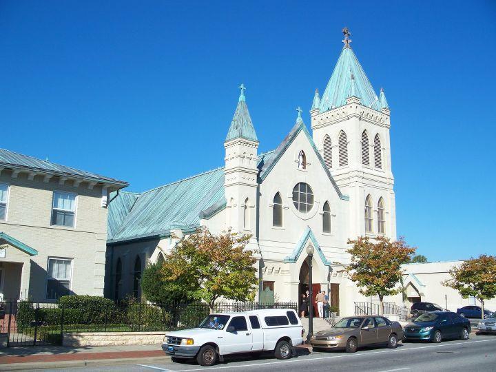 ST MICHAL'S CHURCH