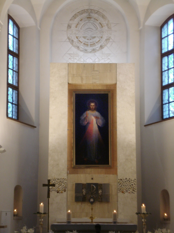 DIVINE MERCY SANCTUARY
