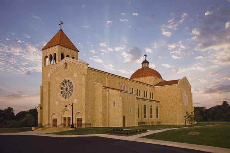 ST JOHN NEUMANN CHURCH