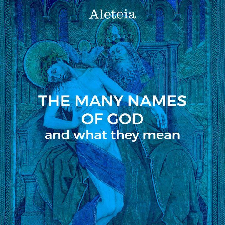MANY NAMES OF GOD