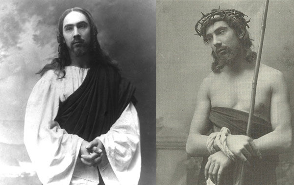 Jesus actors