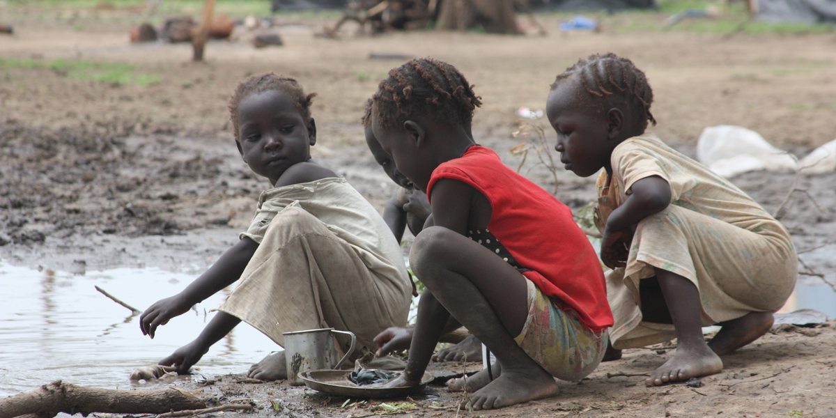 CHILDREN,SUDAN
