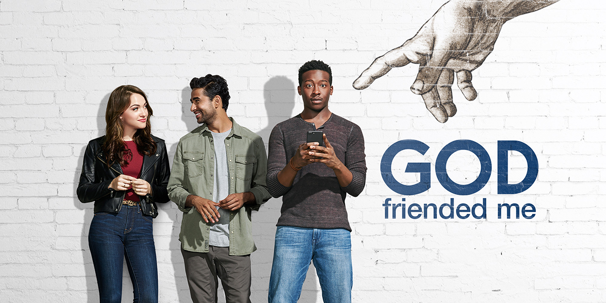 GOD FRIENDED ME,TELEVISION