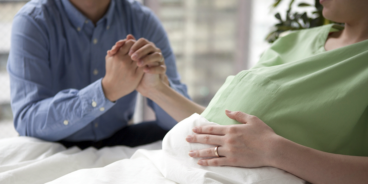 10 Ways a husband can help his wife during labor
