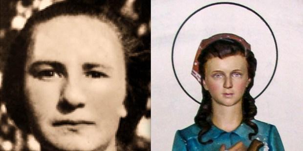 ST MARIA GORETTI BLESSED ANNA KOLESAROVA