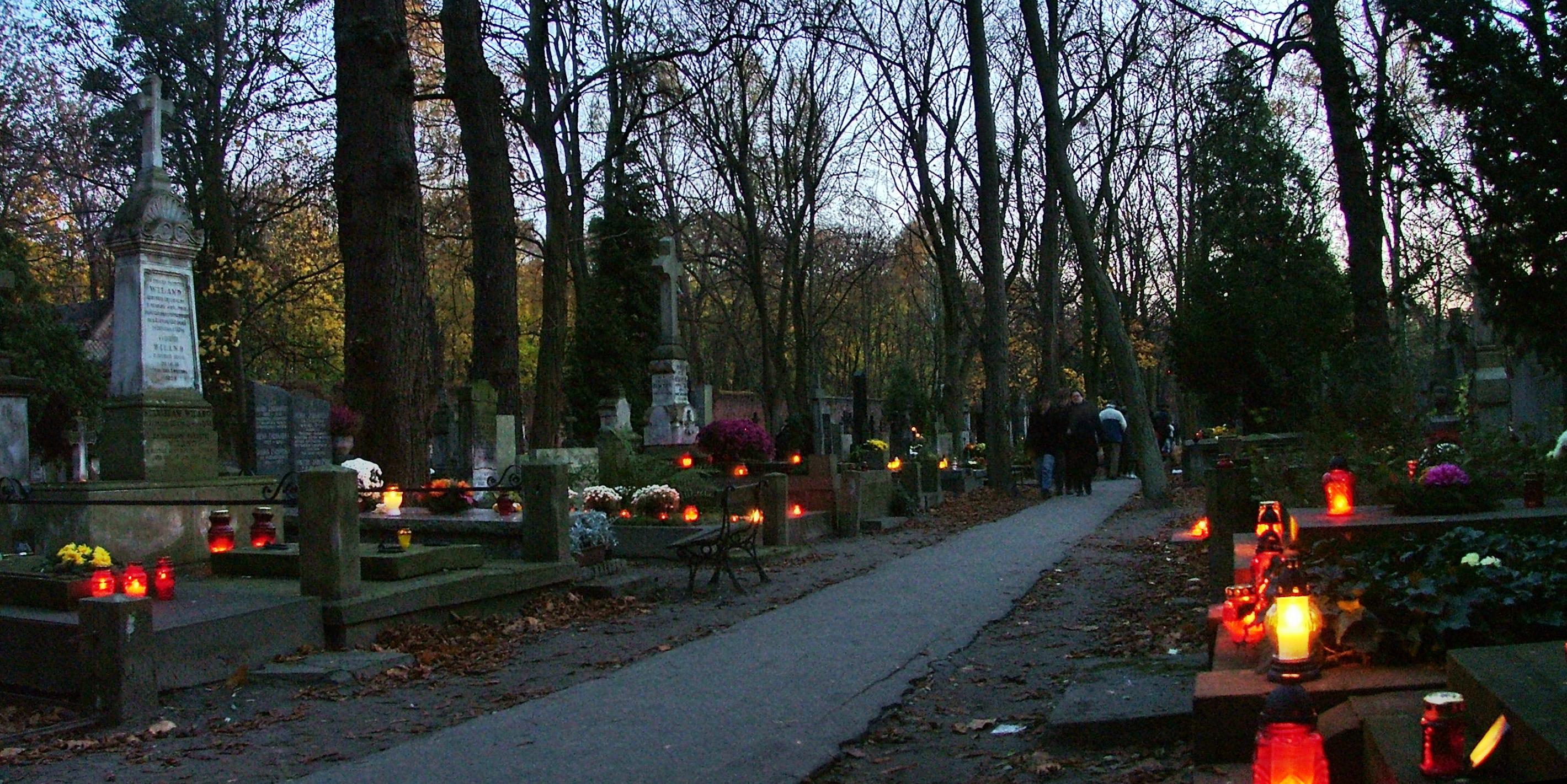 1. Cmentarz Powązki, Warsaw, Poland