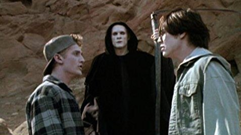 BILL AND TED'S BOGUS JOURNEY,HELL