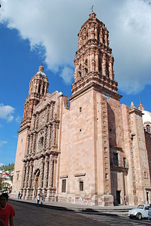 CATHEDRAL OF ZACATECAS