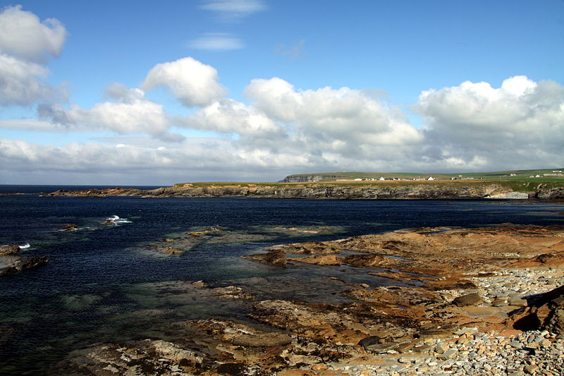COASTS OF ORKNEY