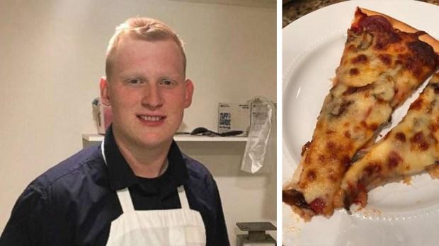 DALTON SHAFFER,VIRAL,PIZZA