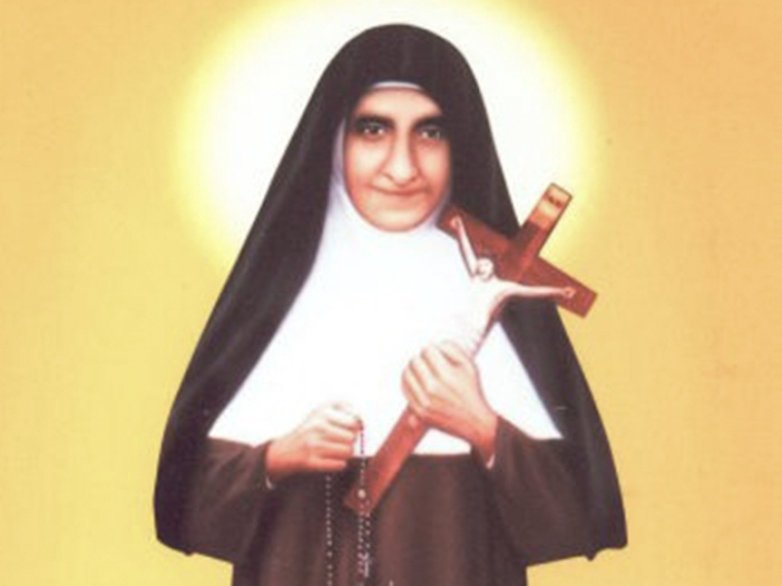 SAINT MARTH EUPHRASIA ELUVATHINGAL
