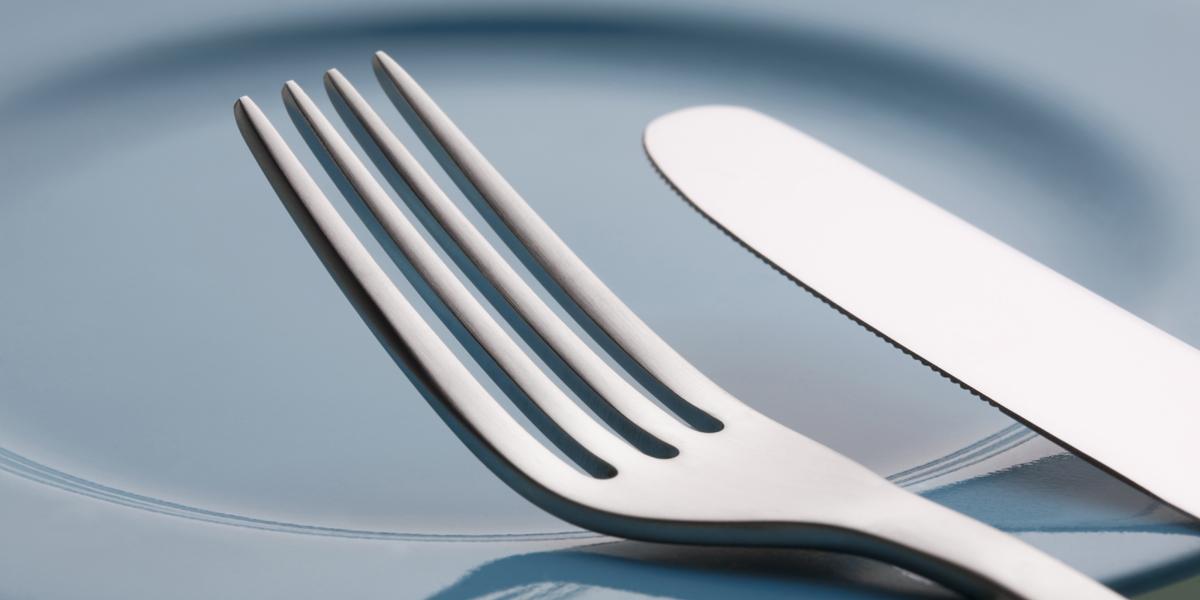 FORK,KNIFE,PLATE