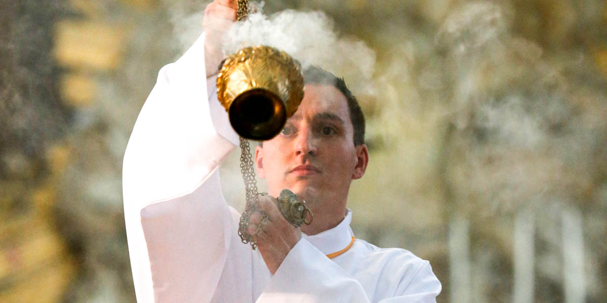 The History Of Incense And Why It S Used At Mass