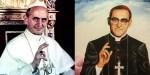 POPE PAUL VI,OSCAR ROMERO