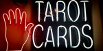 TAROT CARD SIGN