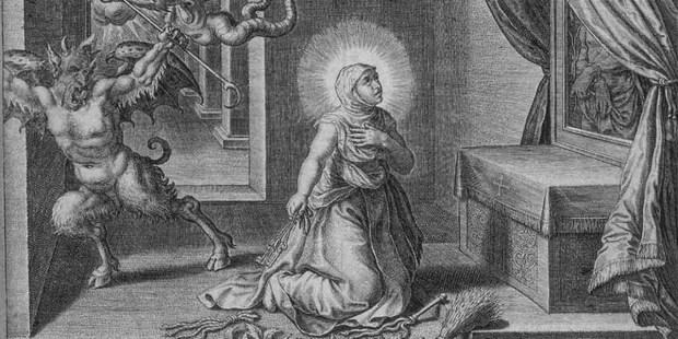 TERESA OF AVILA,DEVIL