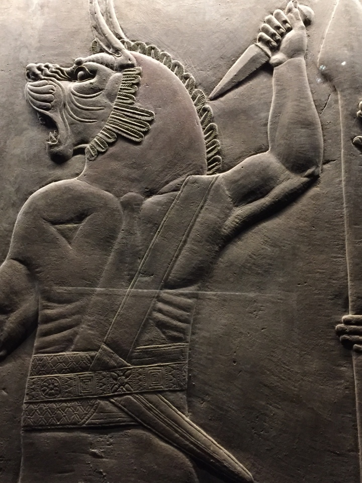 NINEVEH; ASSYRIAN