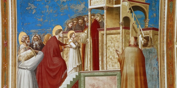 """(slideshow) These amazing religious frescoes painted by Giotto were just named """"World Heritage Sites"""""""