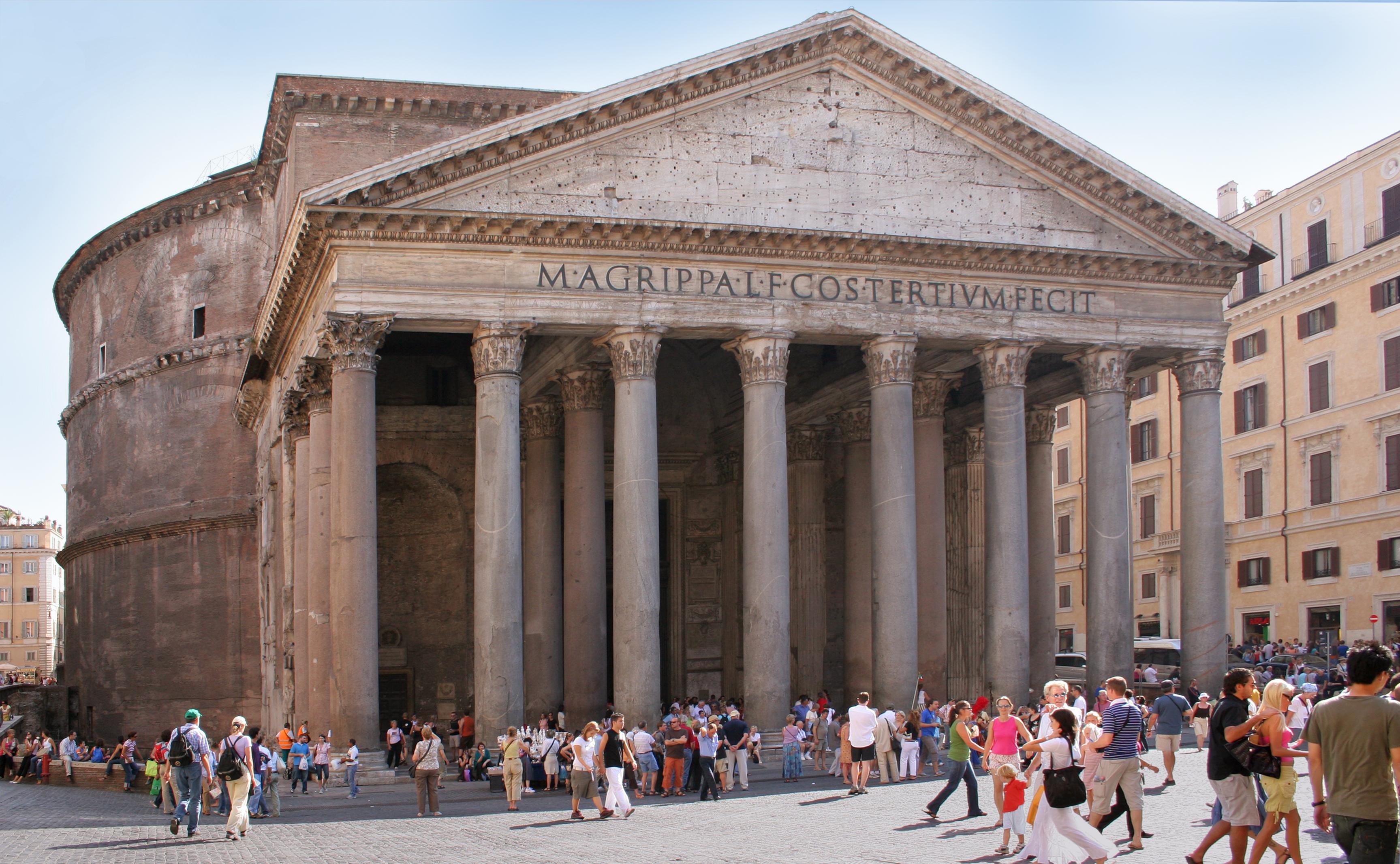 ROME; PANTHEON
