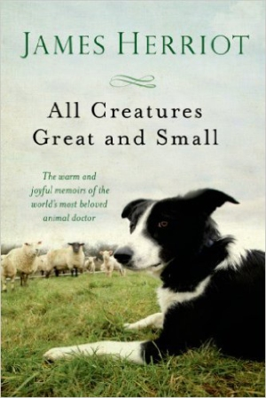 ALL CREATURES GREAT AND SMALL BOOK