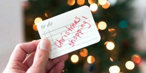 CHRISTMAS TO DO