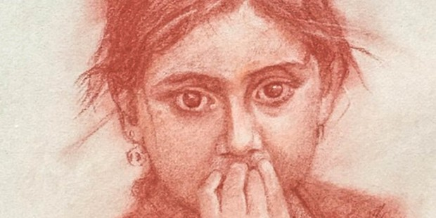 PORTRAITS OF FAITH,YOUNG GIRL