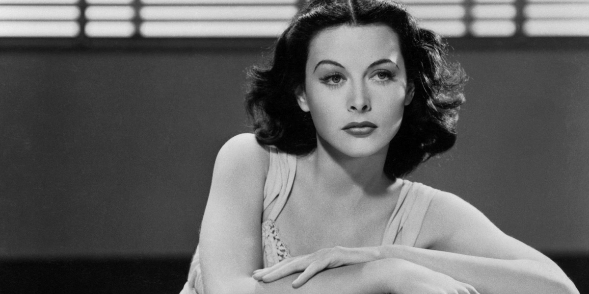 HEDY LAMARR,ACTRESS,INVENTOR
