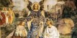 SAINT CECILIA,VALERIAN,GAURDIAN ANGEL