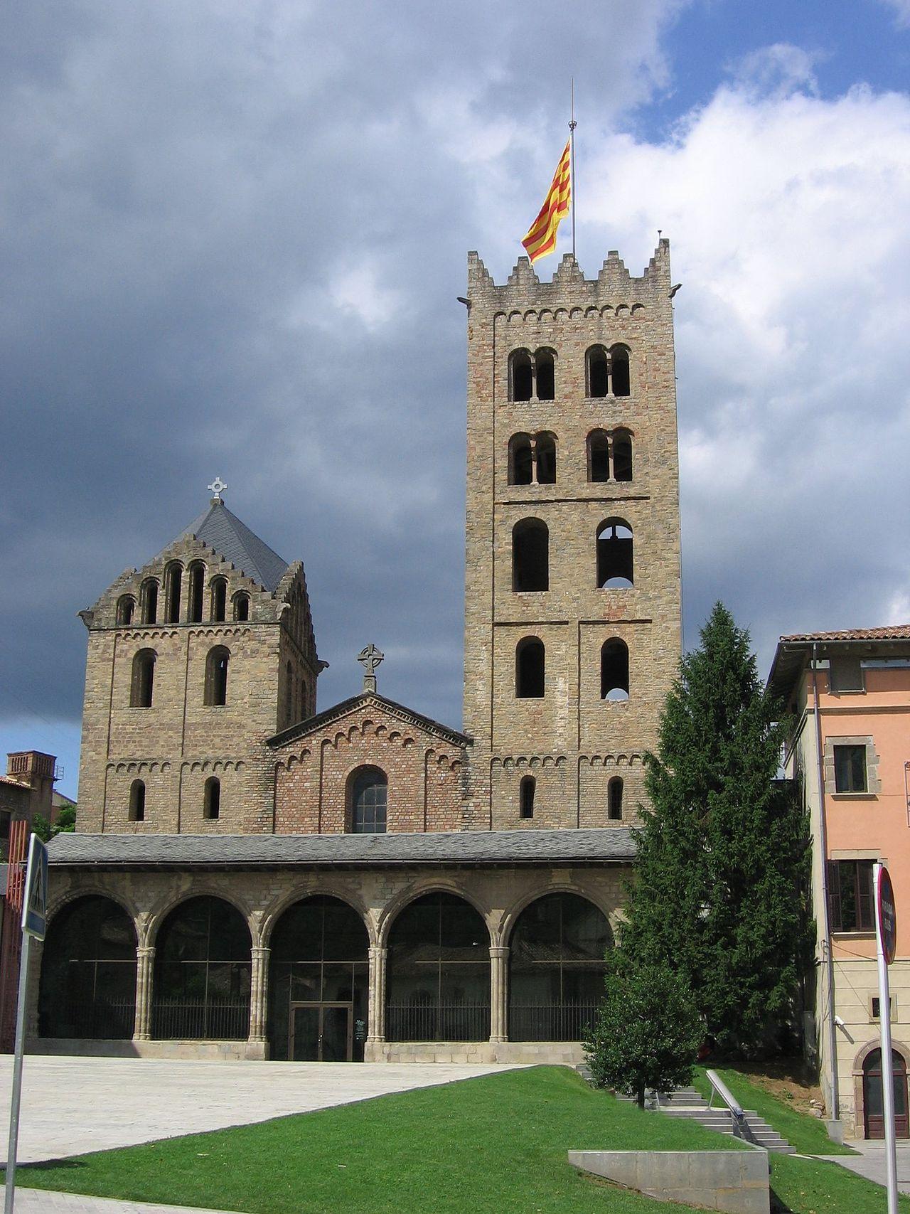 CATHOLIC MONASTERY, SPAIN