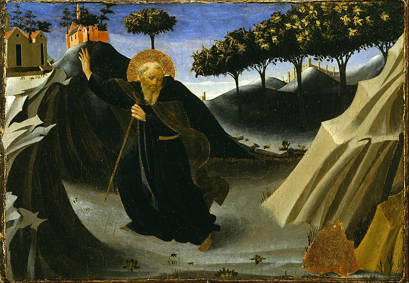SAINT,ANTHONY,ABBOT