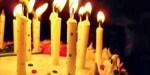 BIRTHDAY CAKE,CANDLES