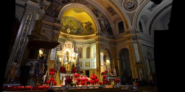 ST HYACINTH BASILICA,CHRISTMAS