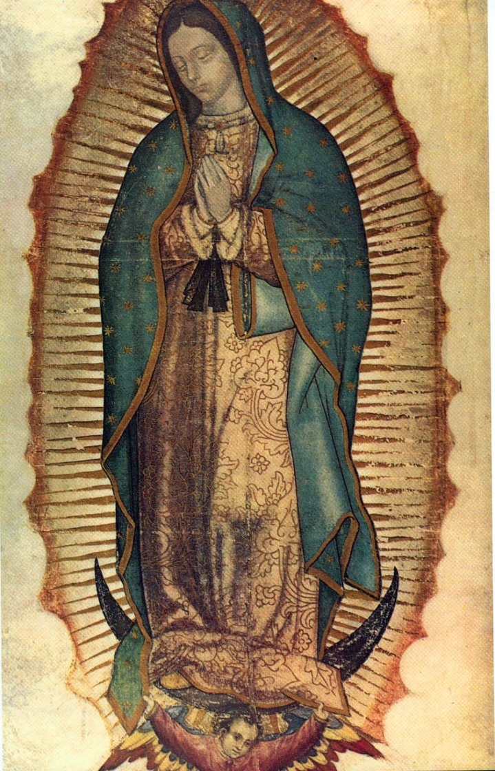 VIRGIN OF GUADALUPE; OUR LADY; MEXICO