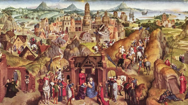 ADVENT AND THE TRIUMP OF CHRIST