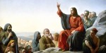 JESUS ON A MOUNT,SERMON
