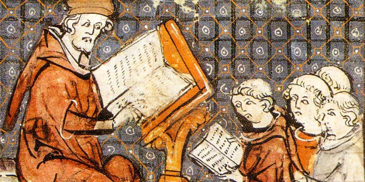 MEDIEVAL MONKS,LESSONS