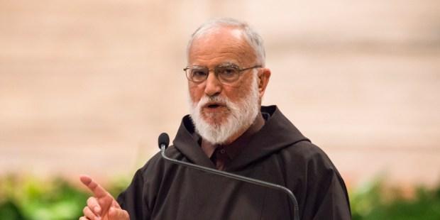 FATHER RANIERO CANTALAMESSA