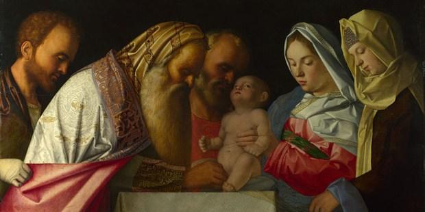 BELLINI,CIRCUMCISION,JESUS