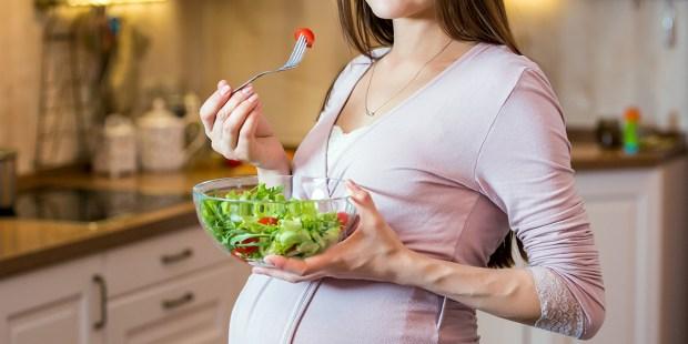 PREGNANT FOOD
