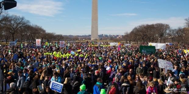 March for Life - Marcha pela Vida