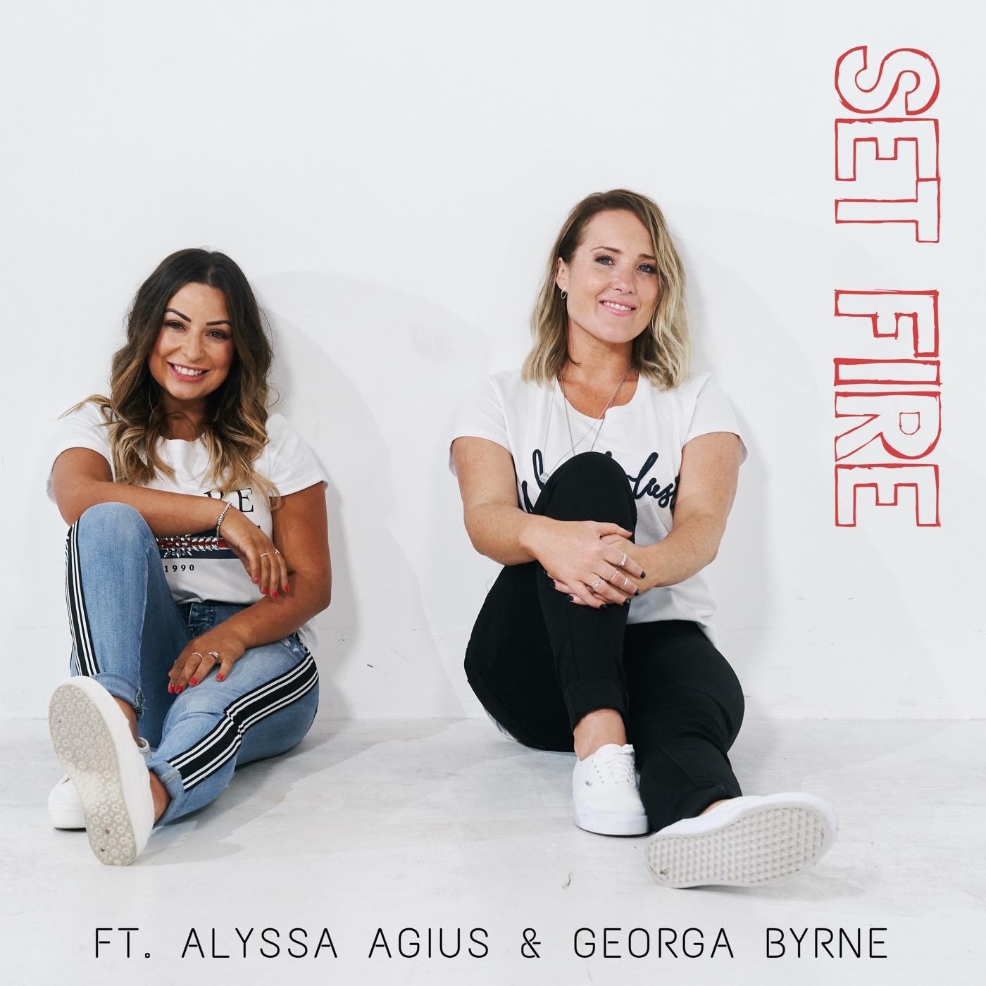 Alyssa Agius & Georga Byrne