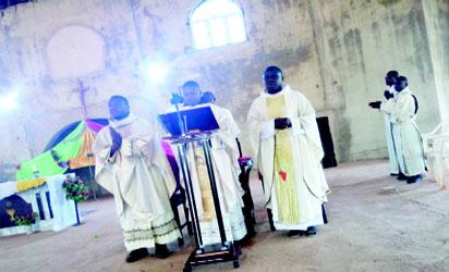 Nigerian Priests