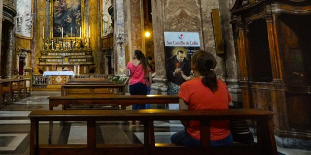 ITALY,CHURCH
