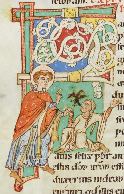 (slideshow) Exorcisms in Medieval Art